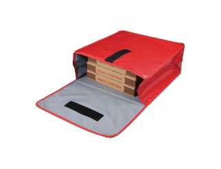 Vogue Vinyl Insulated Pizza Delivery Bag - 455mm