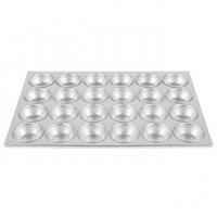 Vogue Aluminium Muffin Tray