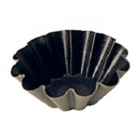 Matfer Non-Stick Brioche Mould - 75mm