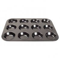 Vogue Non-Stick Mini Muffin Tray
