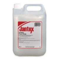 Jantex Unperfumed Anti-Bacterial Hand Soap