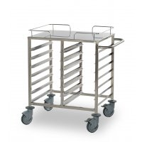 EAIS Room Service Housekeeping/Breakfast Trolley