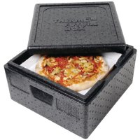 Thermobox Top Loading Pizza Transport Box - 265mm