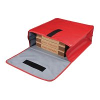 Vogue Vinyl Insulated Pizza Delivery Bag
