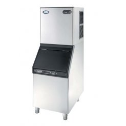 Foster F132 Ice Cuber with SB105 Bin | Eco Catering Equipment