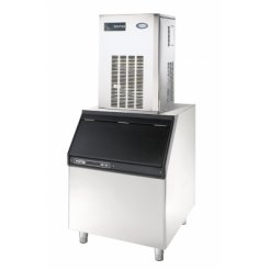 Foster FMIF220 Ice Flaker with SB305  Bin and Lid   Eco Catering Equipment