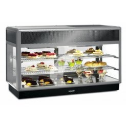 Lincat D6R/125B Rectangular Front Refrigerated Merchandiser | Eco Catering Equipment