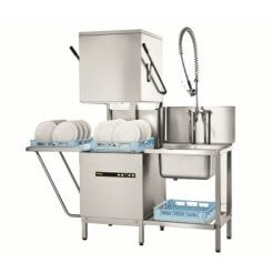 Hobart Ecomax H602 Hood Dishwasher | Eco Catering Equipment
