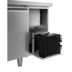 cleaning-free condensor