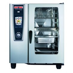 Rational SCC101E Self Cooking Centre Electric Combi Oven | Eco Catering Equipment