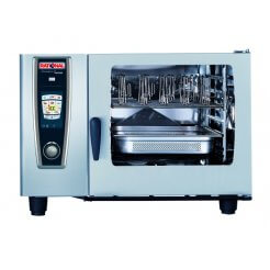 Rational SCC62E Self Cooking Centre Electric Combi Oven | Eco Catering Equipment