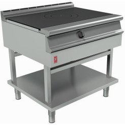 Falcon G3127 Solid Top on a Fixed Stand | Eco Catering Equipment