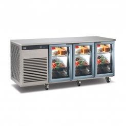 Foster EP1/3G Glass Door Counter | Eco Catering Equipment