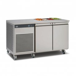Foster EP2/2HS Refrigerator Counter - Saladette Cut Out | Eco Catering Equipment