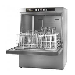 Hobart Ecomax Plus G503S Glasswasher with Inbuilt Softener | Eco Catering Equipment w