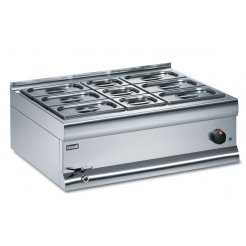 Lincat Electric Bains Marie BM7XAW - Silverlink 600   Eco Catering Equipment