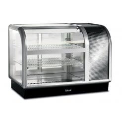 Lincat C6R/105BL Curved Front Refrigerated Merchandiser | Eco Catering Equipment