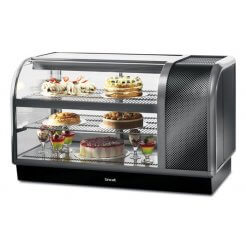 Lincat C6R/130SL Curved Front Refrigerated Merchandiser   Eco Catering Equipment