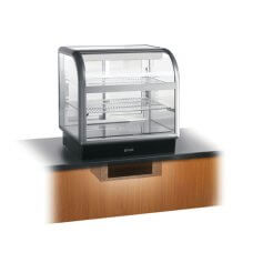 Lincat C6R/75BU Curved Front Refrigerated Merchandiser | Eco Catering Equipment