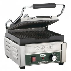 Waring WPG150K Single Panini Gril | Eco Catering Equipment