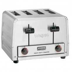 Waring WCT8005K 4 Slot Toaster | Eco Catering Equipment