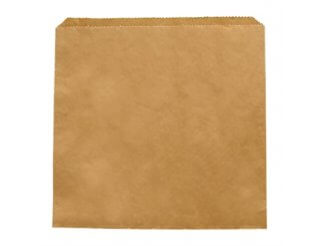 Vegware Compostable Kraft Sandwich Bags