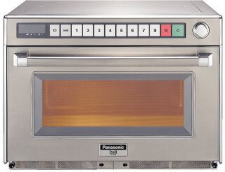 Panasonic NE1880 Gastronorm Microwave Ovens - Eco Catering Equipment