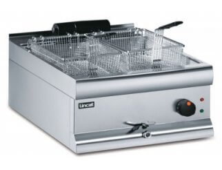 Lincat DF46 Electric Counter Top Fryer (Silverlink 600) | Eco Catering Equipment