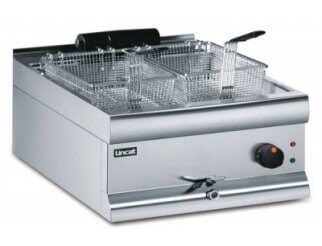 Lincat DF49 Electric Counter Top Fryer (Silverlink 600) | Eco Catering Equipment