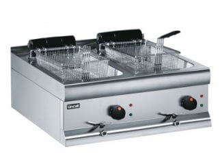 Lincat DF66 Electric Counter Top Fryer (Silverlink 600) | Eco Catering Equipment