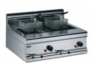 Lincat DF7 Gas Counter Top Fryer (Silverlink 600) | Eco Catering Equipment