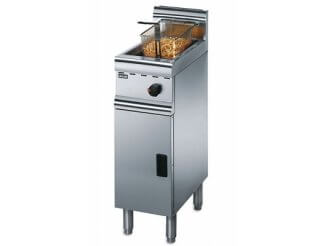 Lincat Gas Free Standing Fryer J5 Natural/Propane (Silverlink 600) | Eco Catering Equipment