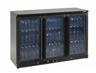 Gamko MG2/315G 3 Door Undercounter Bottle Cooler | Eco Catering Equipment