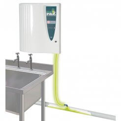 Mechline GreasePak Diagram | Eco Catering Equipment