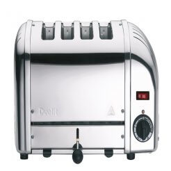 Dualit 4 Slot Toaster | Eco Catering Equipment