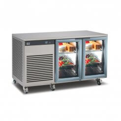 Foster EP1/2G Glass Door Refrigerated Counter | Eco Catering Equipment