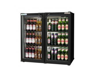 Autonumis A21089 2 Door Bottle Cooler | Eco Catering Equipment