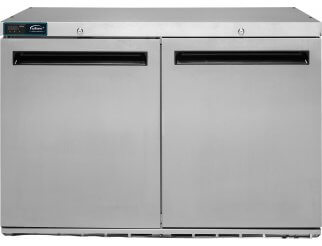Williams HA280 Double Door Undercounter Refrigerator - Amber Range | Eco Catering Equipment