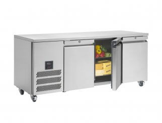 Williams HJC3 Counter (+1°C/+4°C) - Jade Range | Eco Catering Equipment