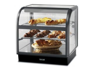 Lincat C6A/75S Curved Front Ambient Merchandiser | Eco Catering Equipment