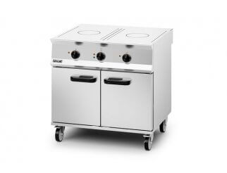 Lincat OE8015 Electric Solid Top | Eco Catering Equipment