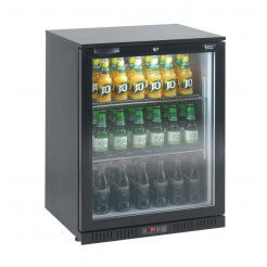 Lec BC6007KLED Back Bar Bottle Cooler | Eco Catering Equipment