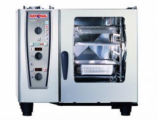 Rational CombiMaster Plus CM061E Electric Combi Oven | Eco Catering Equipment