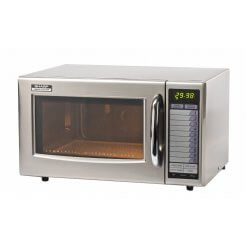 Sharp R21AT Microwave Oven - 1000W | Eco Catering Equipment
