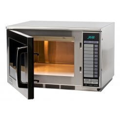 Sharp R24AT Microwave Oven - 1900W | Eco Catering Equipment
