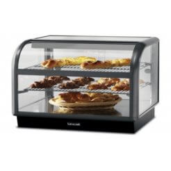 Lincat C6H/75S Curved Front Heated Merchandiser | Eco Catering Equipment