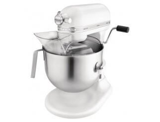 KitchenAid CA986 Heavy Duty White Mixer | Eco Catering Equipment