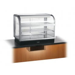 Lincat C6R/100SU Curved Front Refrigerated Merchandiser   Eco Catering Equipment