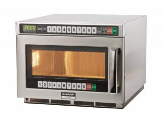 Sharp R1900M Mircowave Oven | Eco Catering Equipment