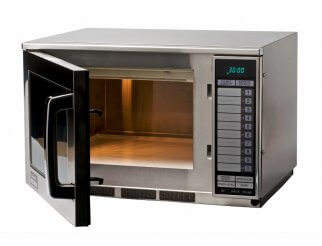 Sharp R22AT Microwave Oven - 1900W | Eco Catering Equipment